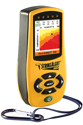 StrikeAlert HD - Personal Lightning Detector
