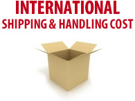 International Shipping & Handling Cost